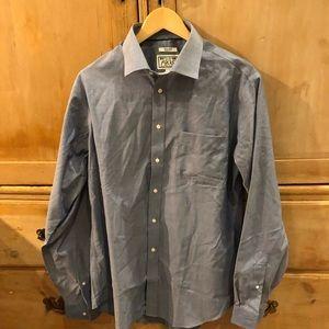 Jos A Bank Non-Iron Slim Fit Shirt